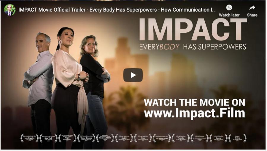 "International Motivational Keynote Speaker Didi Wong Featured in Award Winning New Inspirational Movie ""Impact"""