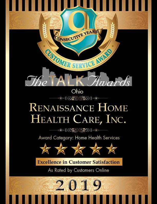 Renaissance Home Health Care Earns Multiple Awards for Patient S