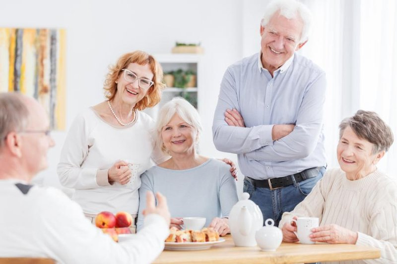 Social Wellness and Its Benefits to Seniors - KTVN Channel 2