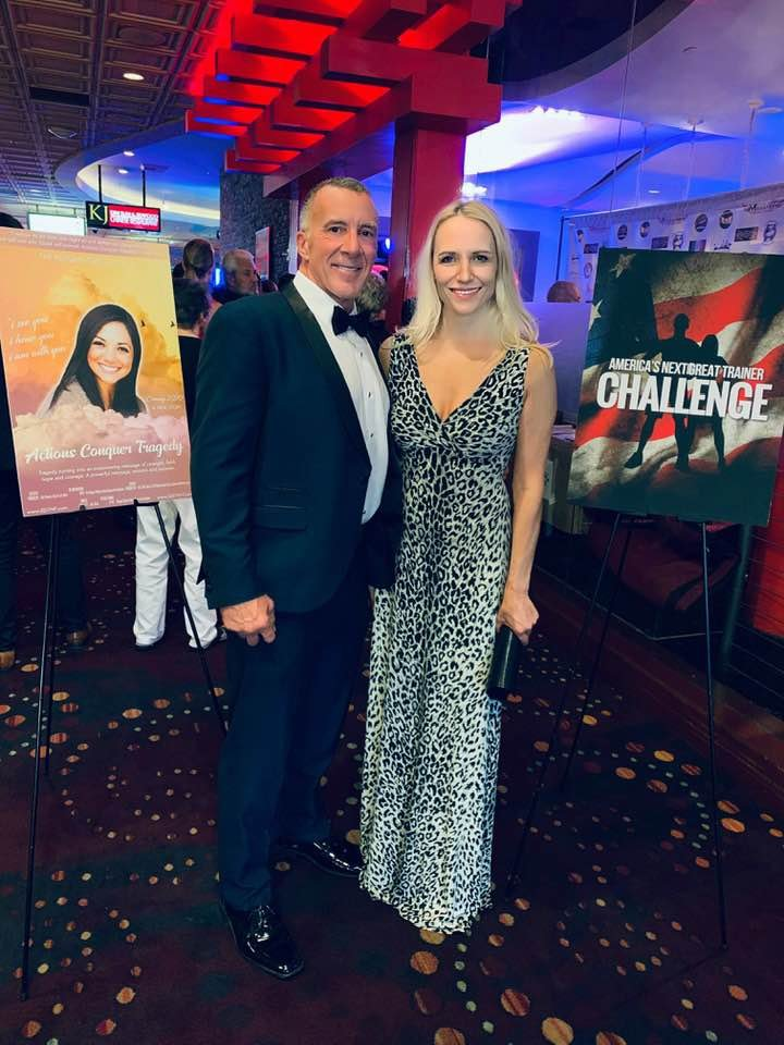The Reagan Tokes LEGACY WINS AT ACTION ON FILM MEGAFEST