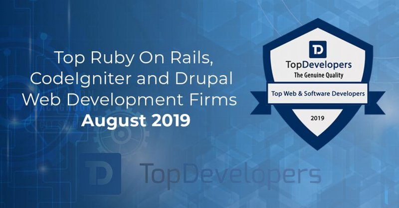 Top CodeIgniter, Drupal, and Ruby on Rails Development