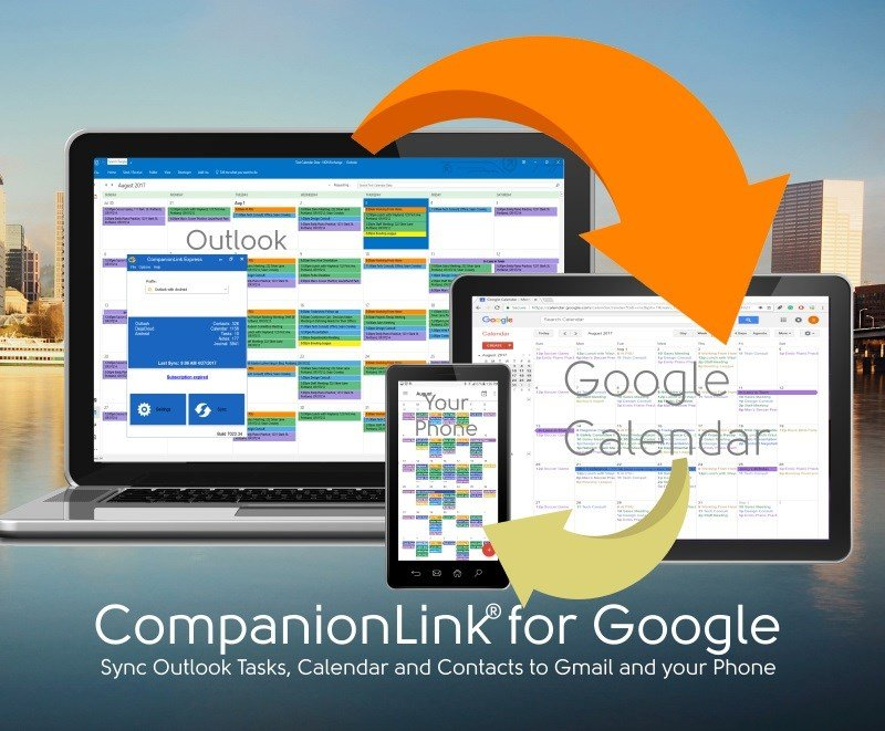 Sync Calendar Attachments from Outlook to Google with