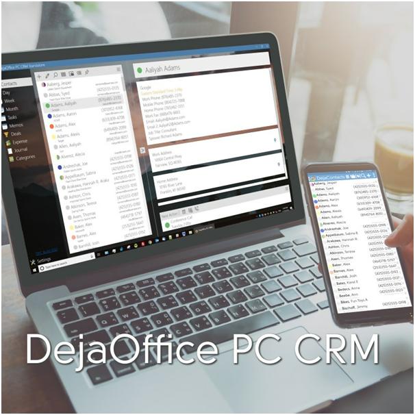 CompanionLink Software Inc  Unveils DejaOffice PC CRM - WFMJ