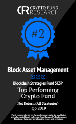 top cryptocurrency funds