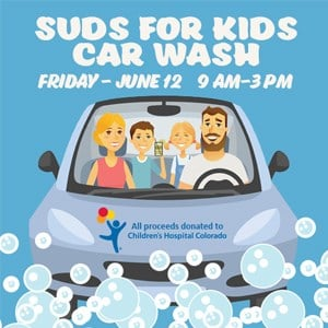 Wcg To Host Suds For Kids Charity Car Wash Wfmj Com