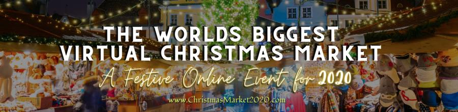 Save The World Christmas Event 2020 Saving Christmas 2020: World's Biggest Virtual Christmas Market
